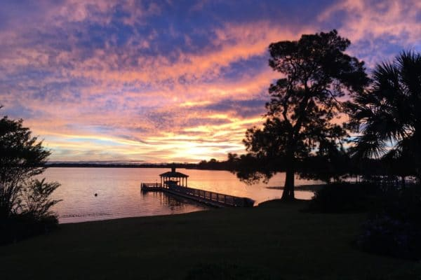 Lake Conway Sunrise