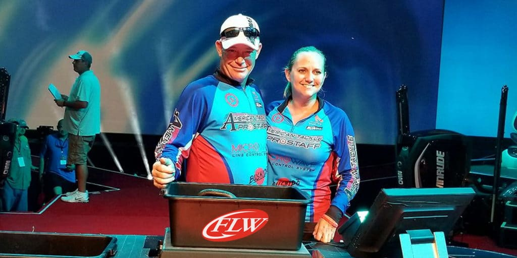 Kate Hough FLW Co-Angler Of The Year 2019