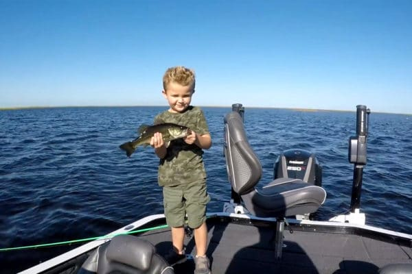 Lake Okeechobee Bass Guide